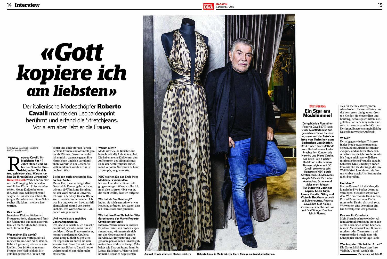 Blick am Sontag Magazine
