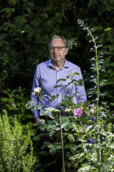 Virologist Peter Piot