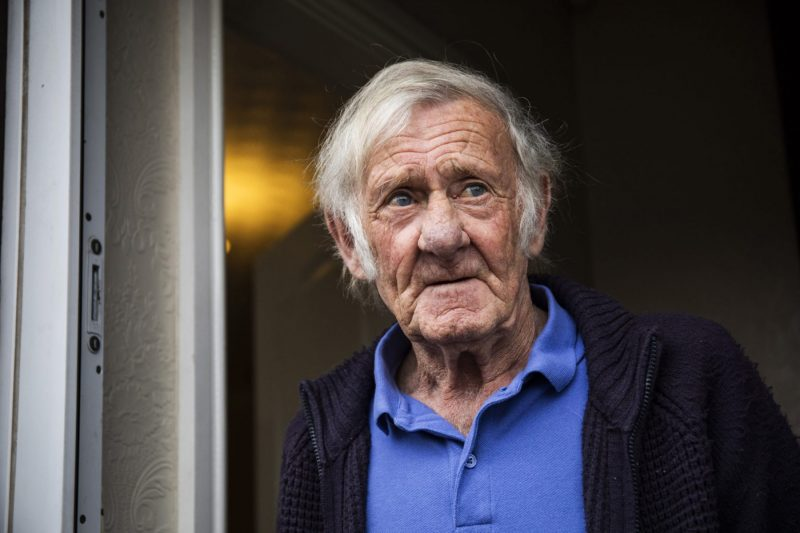 Michael Hoare, ex labour voter and railway worker will vote for the Tories