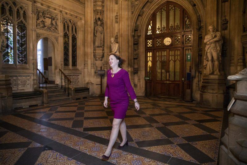 Victoria Mary Boswell Prentis, conservative MP
