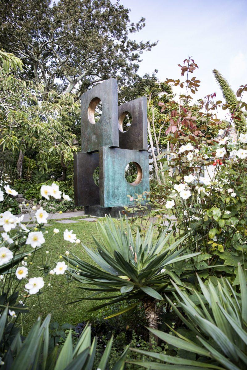 Barbara Hepworth Museum & Sculpture Garden, St Yves, Cornwall