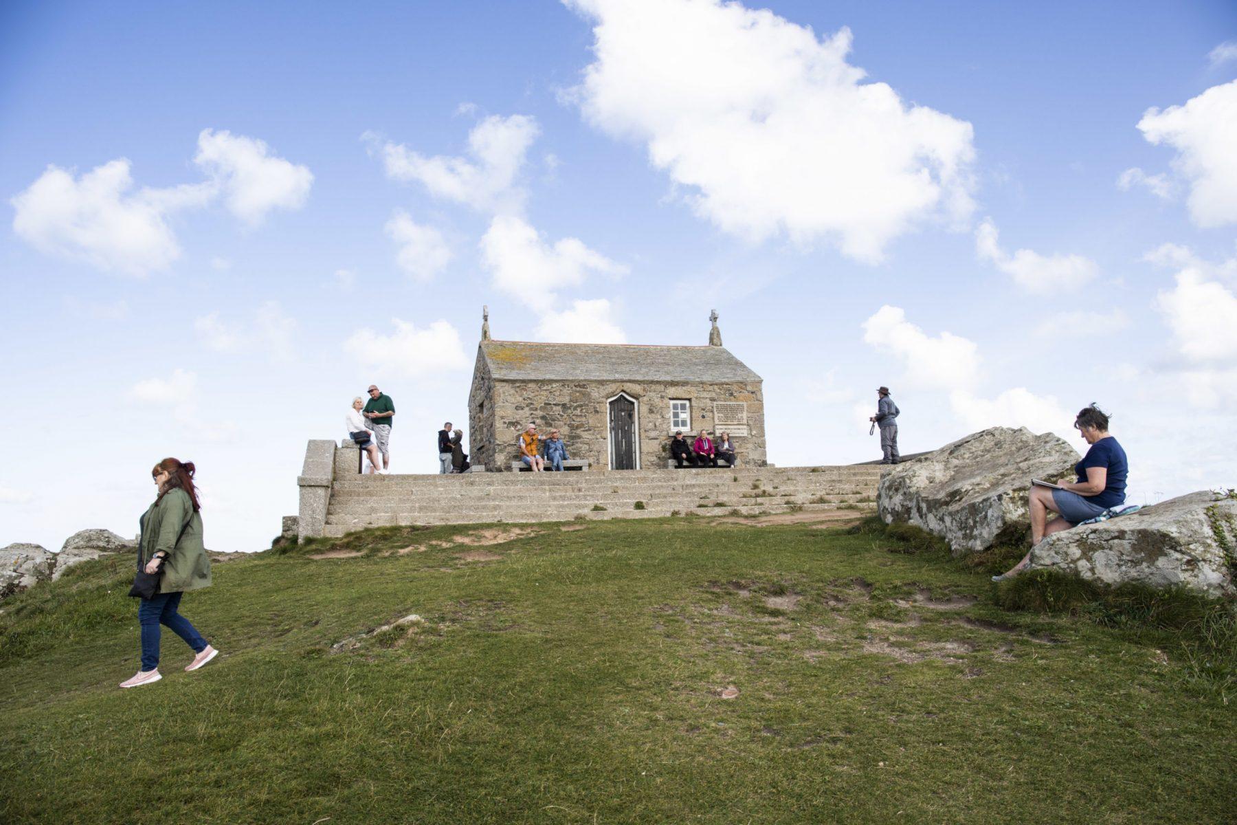 St Nicolas Chapel, St Ives, Cornwall