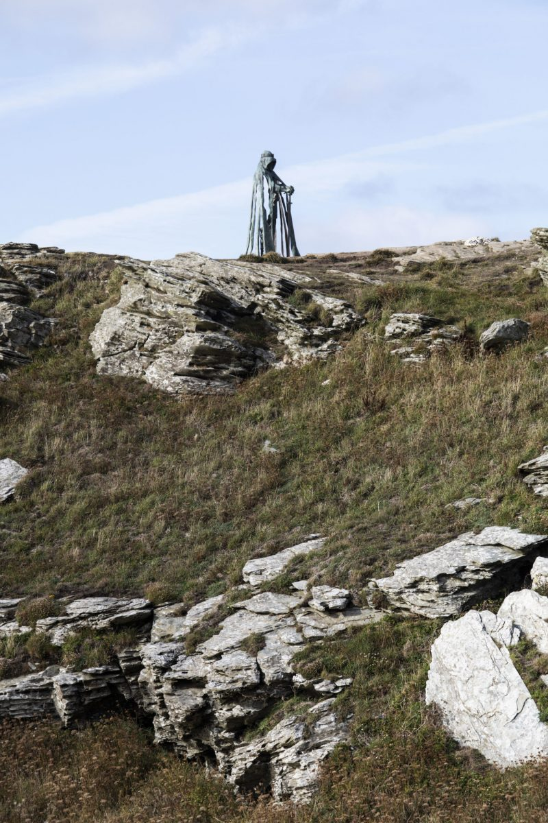 King Arthur, Tintangle, Cornwall