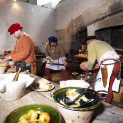 Tudor Cookery, Hampton Court Palace