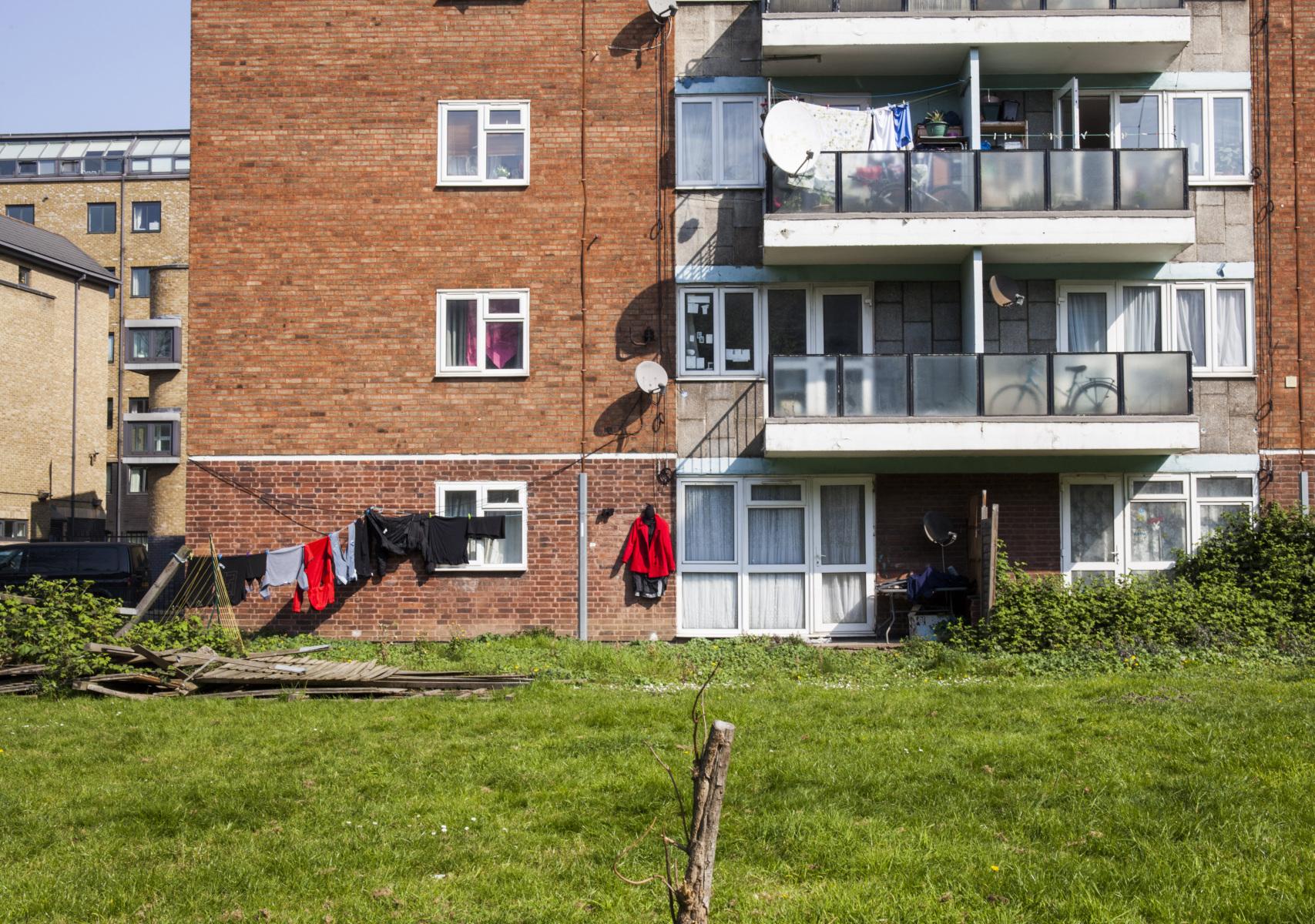 Dickens Estate Southwark