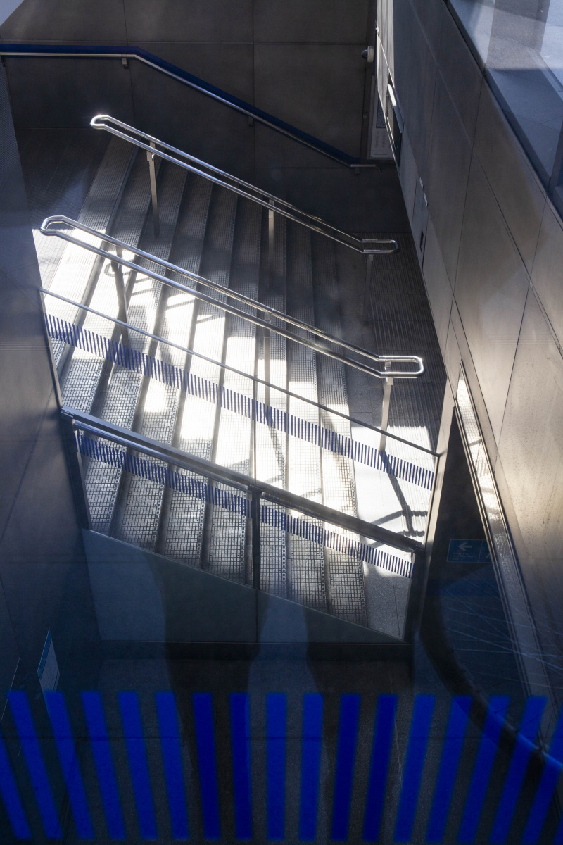 Stairs to Kings Cross Tube