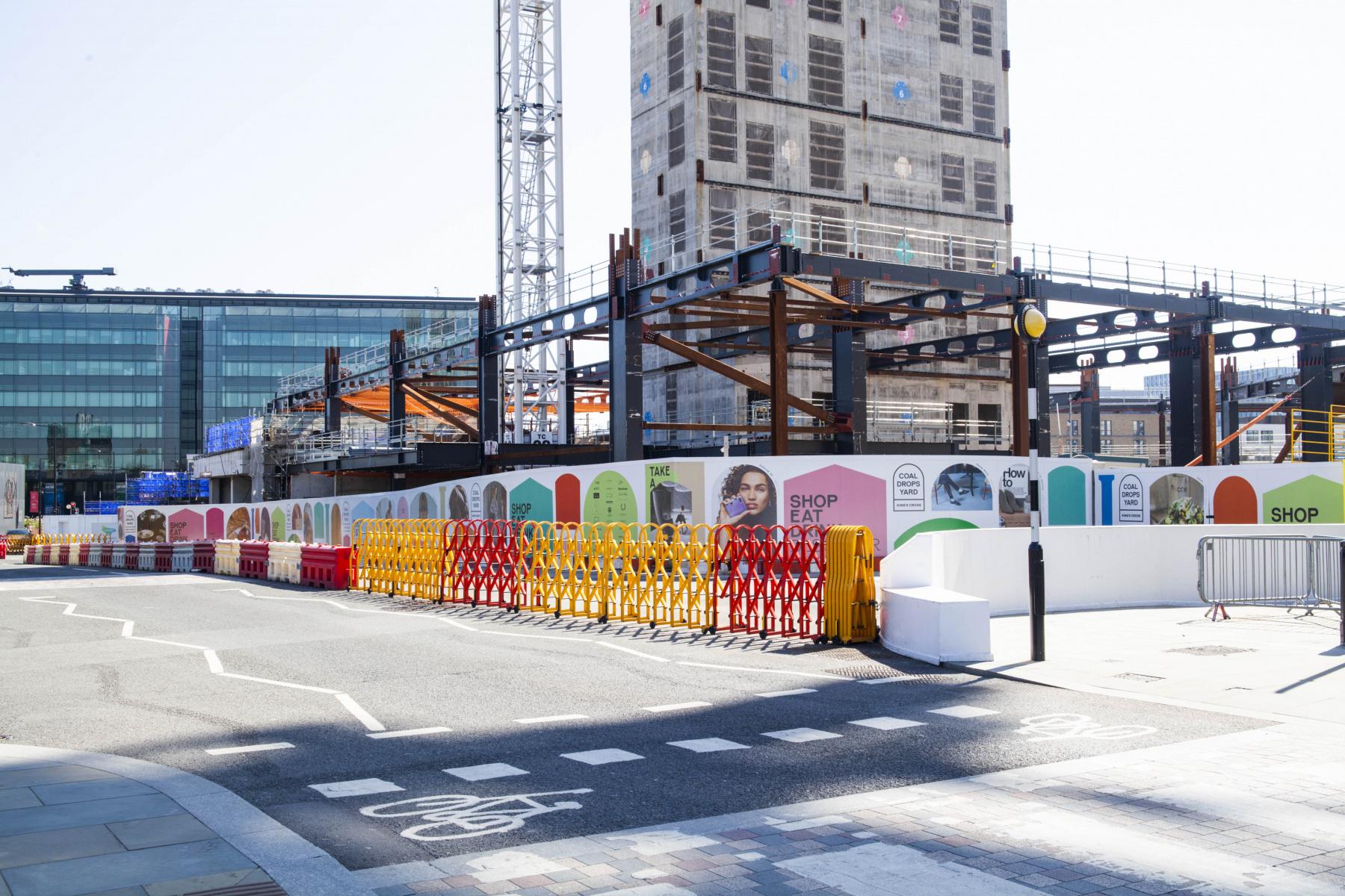 Kings Cross Redevelopment Site
