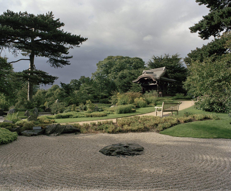 Japanese Landscape Kew Gardens