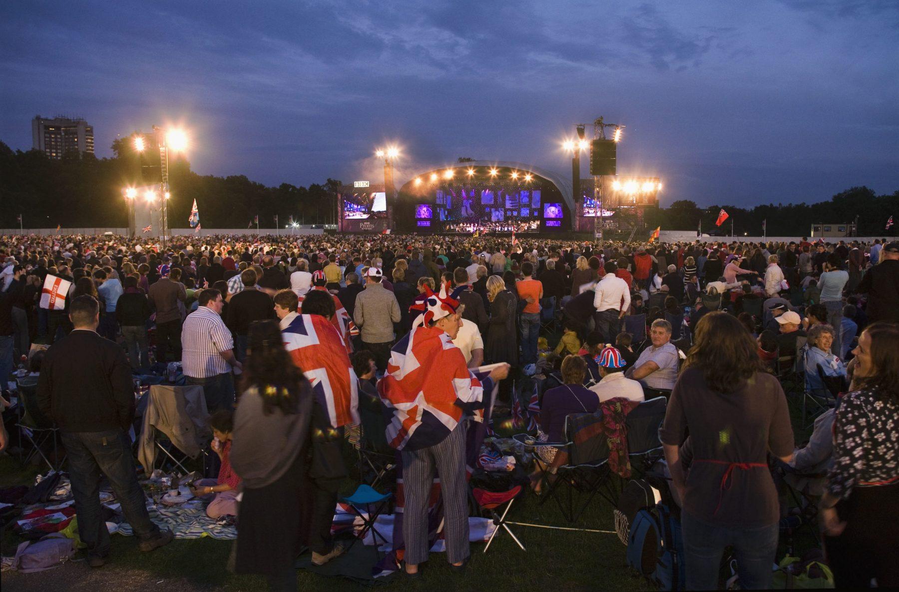 BBC Proms Hyde Park