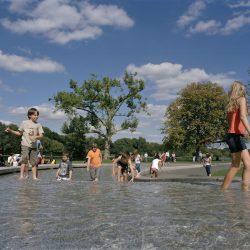 Diana Princess of Wales Memorial Fountain Hyde Park