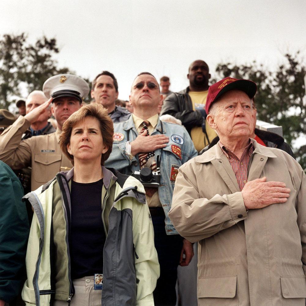 Marines Bootcamp, Parris Island, 2002