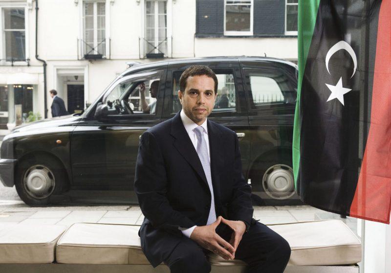 Prinz Mohammed el Senussi