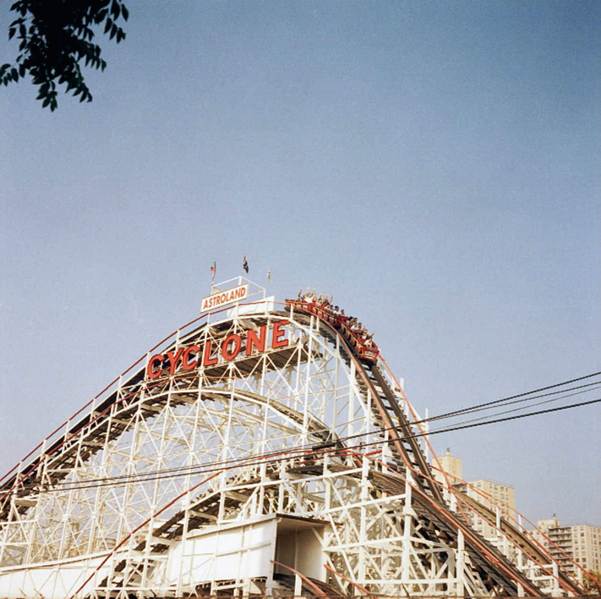 Cyclone, Coney Island NYC