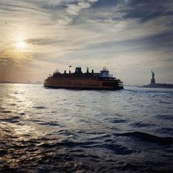 Staten Island Ferry NYC